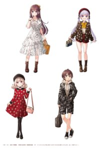 Rating: Questionable Score: 9 Tags: dress iijima_yun new_game! pantyhose shinoda_hajime suzukaze_aoba takimoto_hifumi tokunou_shoutarou User: kiyoe