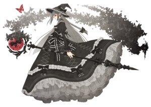 Rating: Safe Score: 20 Tags: hoshino_yukiko weapon witch User: Radioactive