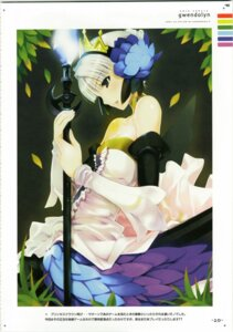 Rating: Safe Score: 16 Tags: gwendolyn mikazuki_akira odin_sphere User: ViBaYo