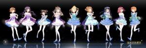 Rating: Safe Score: 61 Tags: ayase_eli cleavage dress heels hoshizora_rin kinoko_hime koizumi_hanayo kousaka_honoka love_live! minami_kotori nishikino_maki sonoda_umi thighhighs toujou_nozomi yazawa_nico User: Victor2015