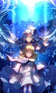 Rating: Safe Score: 25 Tags: chrono_cross dress kid sunakumo User: Mr_GT