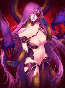 Rating: Safe Score: 61 Tags: bikini_armor fate/grand_order gogatsu_fukuin gorgon_(fate) thighhighs User: Mr_GT