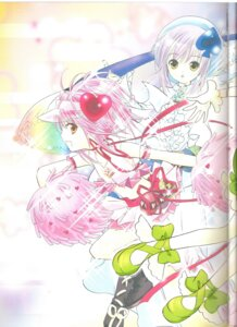 Rating: Safe Score: 2 Tags: amulet_heart amulet_spade binding_discoloration hinamori_amu peach-pit shugo_chara User: noirblack