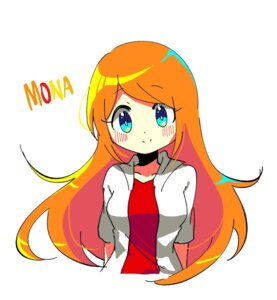 Rating: Questionable Score: 7 Tags: mona_(warioware) tagme warioware User: piejo66