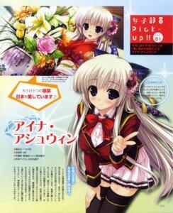 Rating: Safe Score: 25 Tags: aina_ashwin kimono prism_recollection seifuku shintarou thighhighs User: Share
