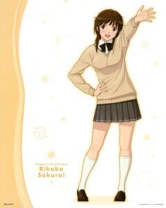 Rating: Safe Score: 14 Tags: amagami gohda_hiroaki sakurai_rihoko seifuku User: blooregardo