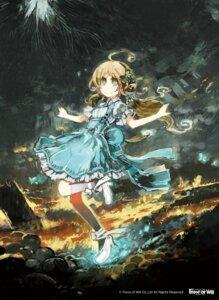 Rating: Safe Score: 13 Tags: dress force_of_will heels konno_takashi User: saemonnokami