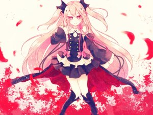 Rating: Safe Score: 43 Tags: gothic_lolita krul_tepes lolita_fashion owari_no_seraph pointy_ears User: SonnyIgor
