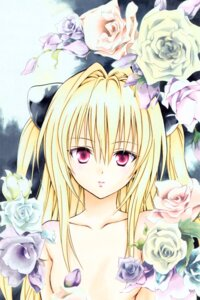 Rating: Questionable Score: 40 Tags: golden_darkness naked to_love_ru yabuki_kentarou User: mageres