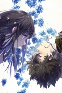 Rating: Safe Score: 60 Tags: chitanda_eru cici hyouka oreki_houtarou User: Radioactive