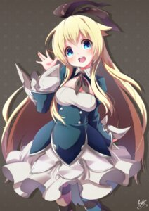 Rating: Questionable Score: 28 Tags: alice alice_in_wonderland cleavage takatun23 User: sym455