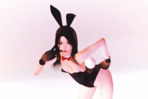 Rating: Questionable Score: 8 Tags: animal_ears bunny_ears bunny_girl cg cleavage no_bra tagme tail User: fendouweida