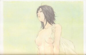 Rating: Questionable Score: 8 Tags: breasts nipples no_bra open_shirt tajima_shouu User: Umbigo