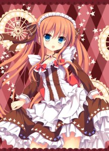 Rating: Safe Score: 39 Tags: maid skirt_lift tagme User: KazukiNanako