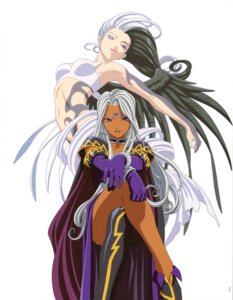Rating: Safe Score: 21 Tags: ah_my_goddess matsubara_hidenori urd world_of_elegance User: Share
