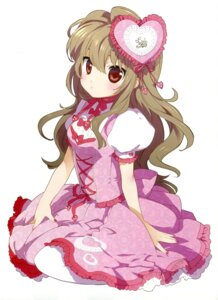 Rating: Safe Score: 54 Tags: aisaka_taiga lolita_fashion toradora! zekkyou User: Elow69