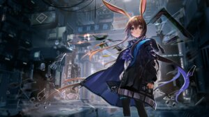 Rating: Safe Score: 24 Tags: amiya_(arknights) animal_ears arknights bunny_ears i-ron pantyhose wallpaper User: Dreista