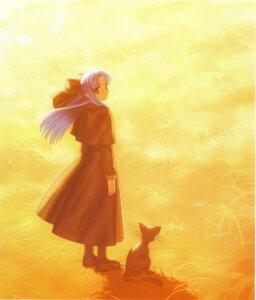 Rating: Safe Score: 3 Tags: len melty_blood takeuchi_takashi tsukihime type-moon User: shadow_Hiei