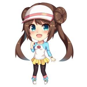 Rating: Safe Score: 11 Tags: amagi_korona chibi mei_(pokemon) pantyhose pokemon User: mash