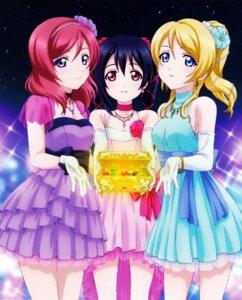 Rating: Safe Score: 51 Tags: ayase_eli dress love_live! nishikino_maki yazawa_nico User: donicila