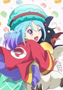 Rating: Safe Score: 14 Tags: aikatsu_friends! minato_mio nii_manabu penguin User: saemonnokami