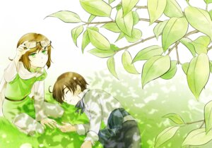 Rating: Safe Score: 2 Tags: austria hetalia_axis_powers hungary male megane yoshikazo User: Radioactive