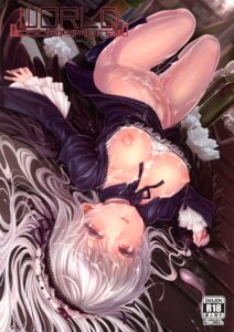 Rating: Explicit Score: 120 Tags: breasts cum laminaria nipples nopan rozen_maiden shiokonbu suigintou User: young1943