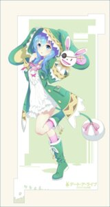 Rating: Safe Score: 47 Tags: cangkong date_a_live dress tail yoshino_(date_a_live) User: Humanpinka