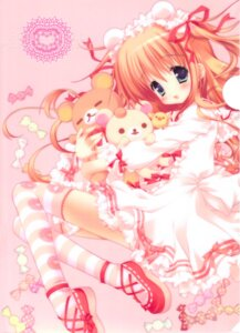 Rating: Safe Score: 49 Tags: lolita_fashion morinaga_korune User: petopeto