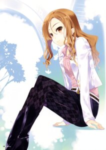 Rating: Safe Score: 30 Tags: pantyhose tachibana_yuu User: Kalafina