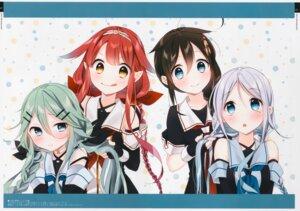Rating: Safe Score: 16 Tags: kantai_collection kawakaze_(kancolle) moni naoto seifuku shigure_(kancolle) umikaze_(kancolle) yamakaze_(kancolle) User: kiyoe