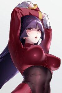 Rating: Questionable Score: 16 Tags: artist_revision bodysuit hizuki_akira natsume_(pokemon) pokemon User: BattlequeenYume