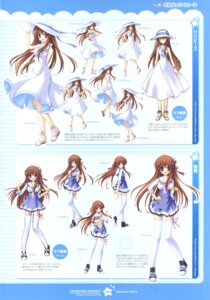Rating: Safe Score: 11 Tags: character_design dress ichinose_yuuka seifuku thighhighs tsunagaru★bangle windmill User: admin2