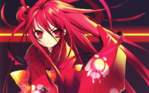 Rating: Safe Score: 20 Tags: ito_noizi shakugan_no_shana shana wallpaper yukata User: boon
