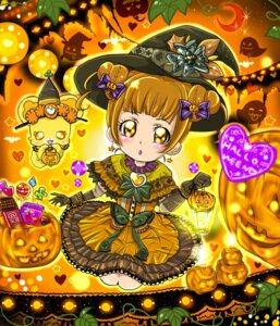 Rating: Questionable Score: 8 Tags: chibi dokidoki!_precure halloween pretty_cure rance_(precure) yotsuba_alice User: mioxnorman