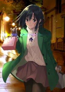 Rating: Safe Score: 22 Tags: nozo_(hibi_tsurezure) pantyhose sweater tagme valentine User: charunetra