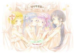Rating: Safe Score: 8 Tags: koizumi_hanayo love_live! toujou_nozomi yugure_akane User: Radioactive