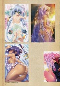 Rating: Questionable Score: 12 Tags: ass baseson bathing hikage_eiji houtou kannei katagiri_hinata koihime_musou lingerie loli naked naked_apron nipples pantsu sonken sword User: admin2