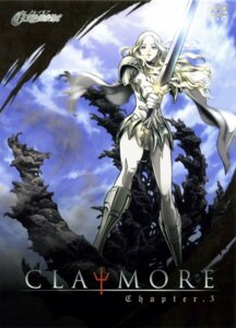 Rating: Safe Score: 6 Tags: armor claymore disc_cover sword teresa User: Radioactive