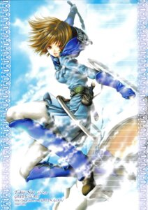 Rating: Safe Score: 1 Tags: kaze_no_tani_no_nausicaa nao_tsukiji nausicaa User: Radioactive
