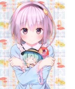 Rating: Safe Score: 23 Tags: chibi dress kinokonomi komeiji_koishi komeiji_satori konomi tagme touhou User: kiyoe
