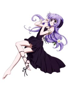 Rating: Safe Score: 78 Tags: dress feet hanyuu higurashi_no_naku_koro_ni horns sakai_kyuuta User: Radioactive