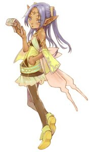 Rating: Safe Score: 7 Tags: elf harvest_moon iwasaki_minako minerva pantyhose pointy_ears rune_factory User: Radioactive