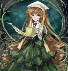 Rating: Safe Score: 21 Tags: heterochromia lolita_fashion mtyy rozen_maiden suiseiseki User: Radioactive