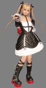 Rating: Questionable Score: 20 Tags: cg dead_or_alive dead_or_alive_6 dress gothic_lolita heels lolita_fashion marie_rose User: Yokaiou