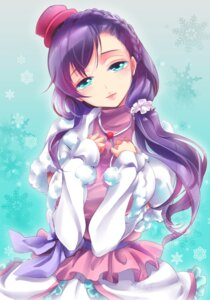 Rating: Safe Score: 20 Tags: dress love_live! mytyl toujou_nozomi User: charunetra