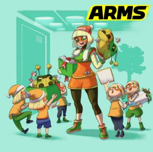 Rating: Questionable Score: 4 Tags: arms min_min nintendo User: fly24