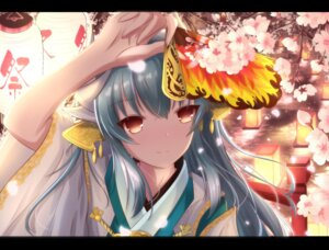 Rating: Safe Score: 44 Tags: fate/grand_order horns japanese_clothes jiangxin kiyohime_(fate/grand_order) User: Nepcoheart