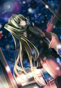 Rating: Safe Score: 48 Tags: eefy hajimete_no_koi_ga_owaru_toki_(vocaloid) hatsune_miku shino_(eefy) vocaloid User: midzki