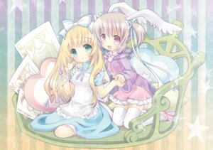 Rating: Safe Score: 24 Tags: alice alice_in_wonderland dress to-ko white_rabbit User: Radioactive
